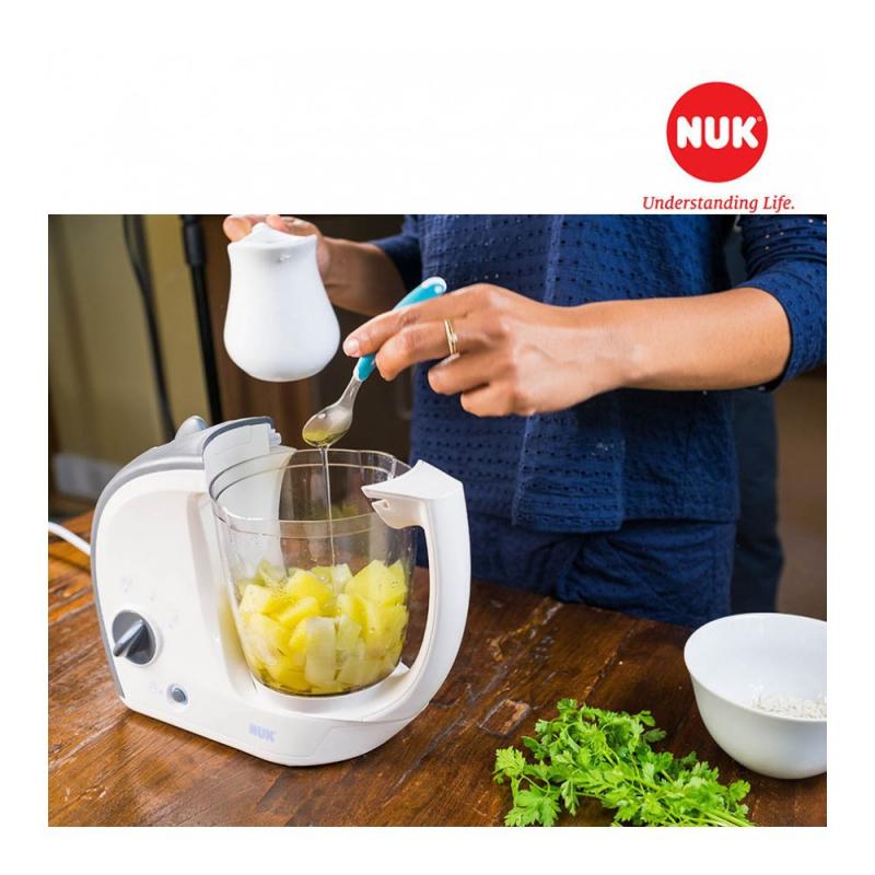 Máy xay hấp thức ăn NUK Baby Menu 4 in 1