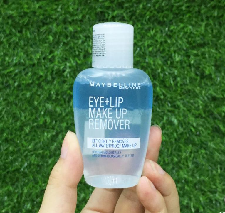 Maybelline New York Eye & Lip Makeup Remover