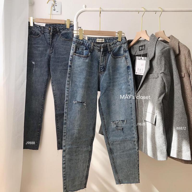 MÂY's closet