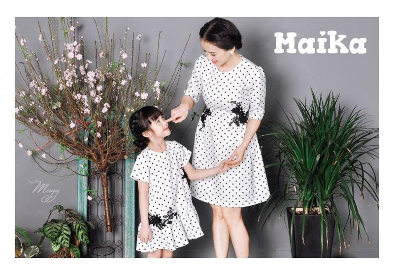 Thời trang tinh tế và thanh lịch cho mẹ và bé