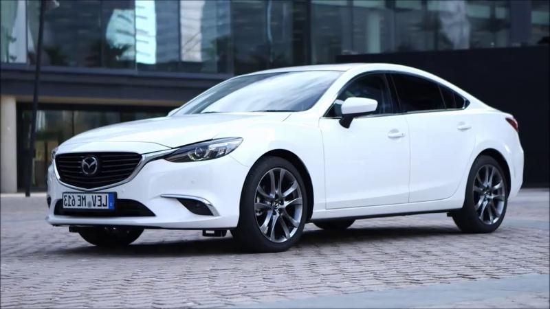 Mazda 6 - sedan hạng D