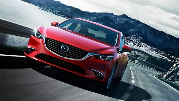 Xe của hãng Mazda