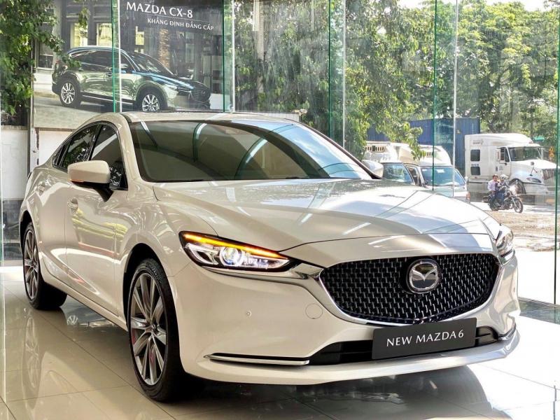 Shoroom Mazda Đắk Lắk
