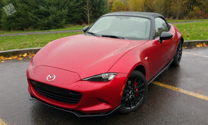 Mazda MX-5 Miata Club 2016
