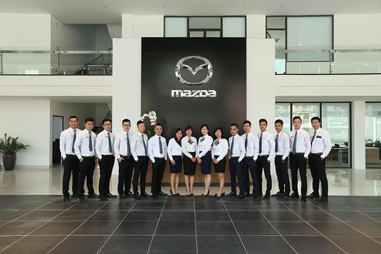 Đại lý Mazda Nguyễn Trãi