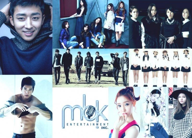 Các nghệ sĩ MBK