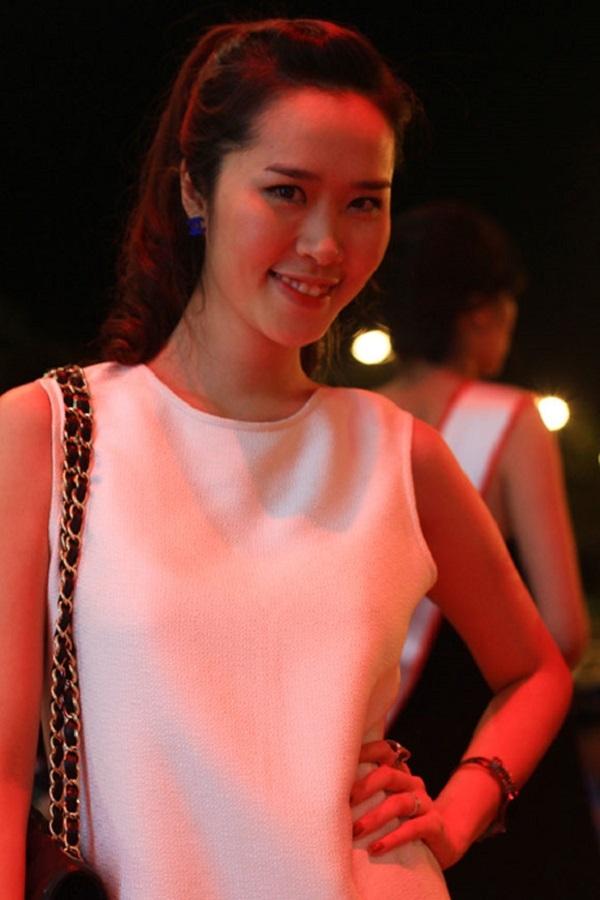 Hoa hậu Phạm Thị Thùy Dương