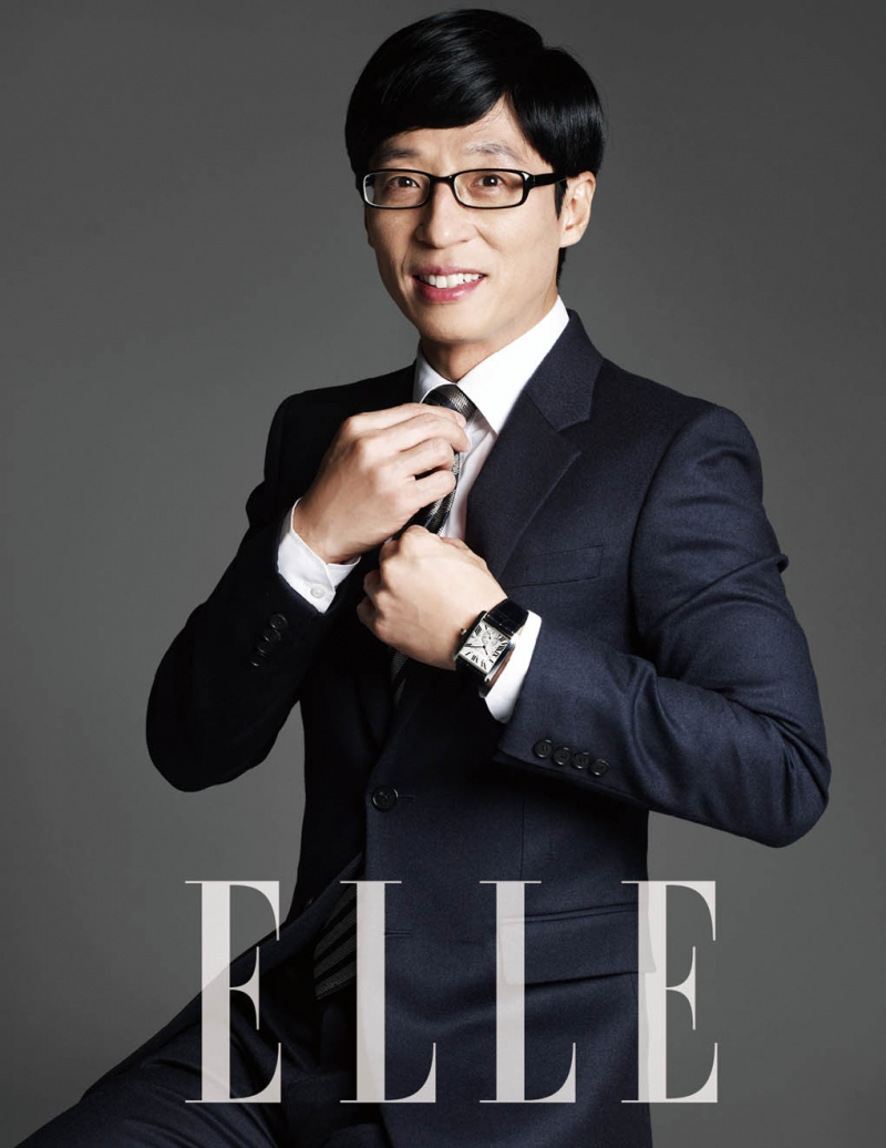 MC quốc dân - Yoo Jae Suk