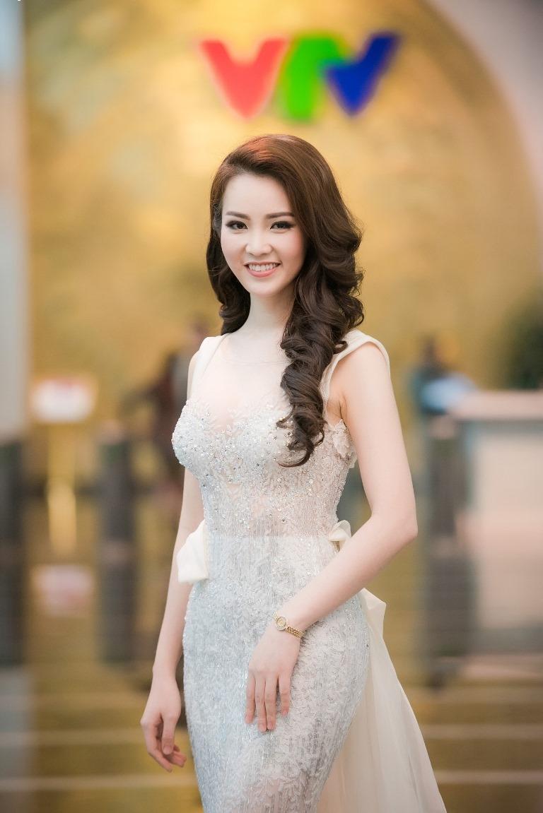 Nữ MC duyên dáng của đài truyền hình VTV