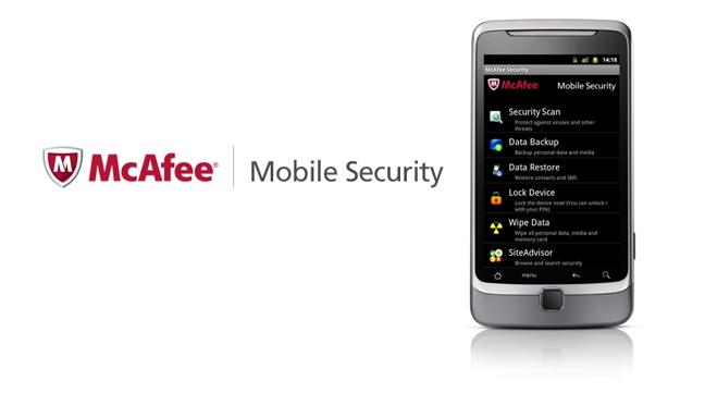 McAfee Mobile Security mang đến những tính năng bảo mật và bảo vệ cho điện thoại di động