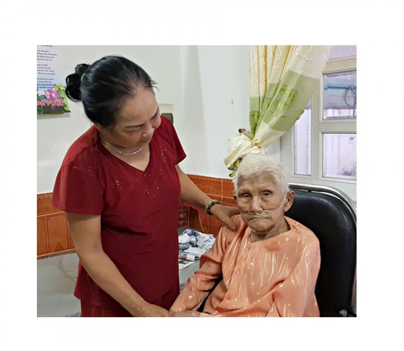 Mẹ Việt Nam anh hùng Lê Thị Soi
