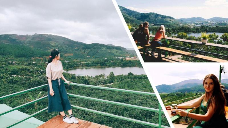 Mê Linh Coffe Garden