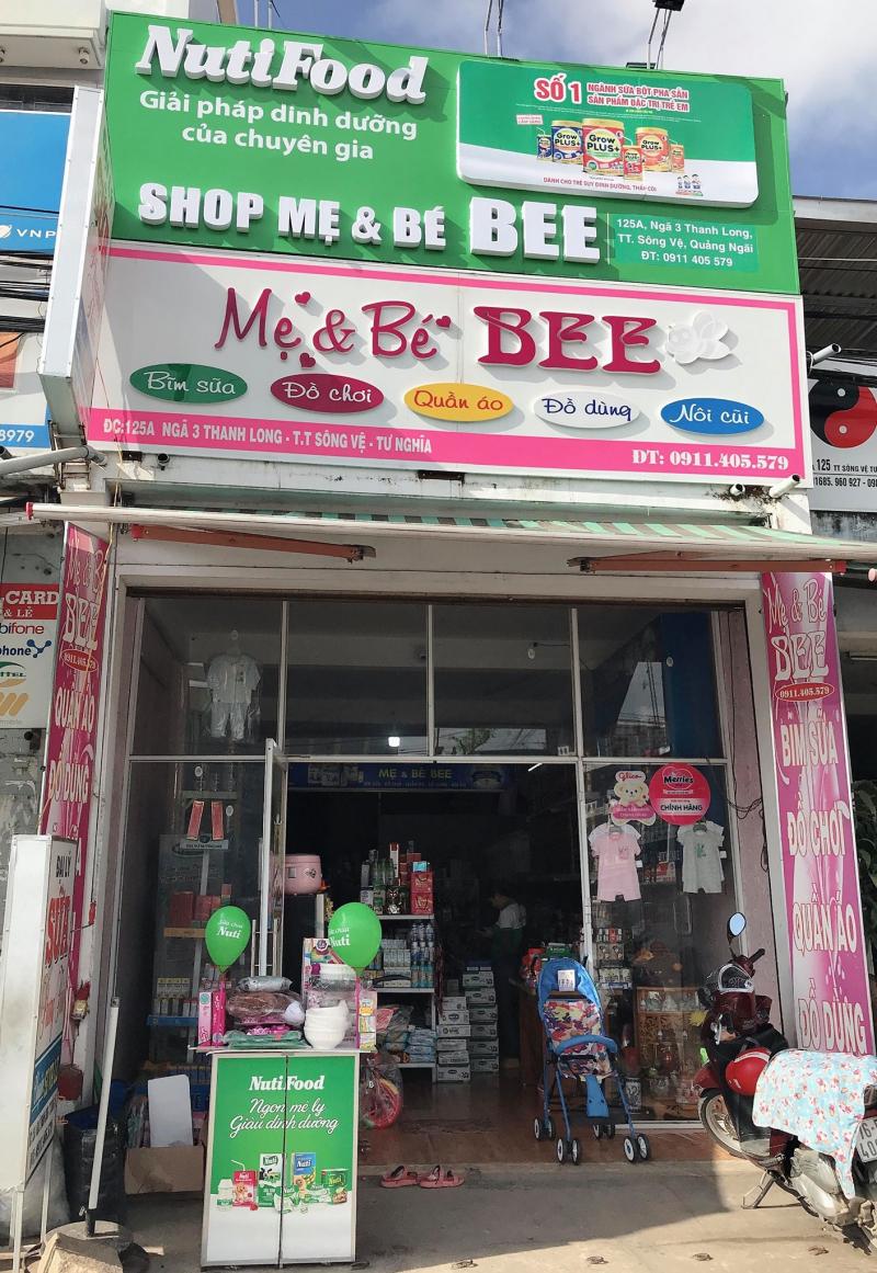 Mẹ Và Bé BEE - Thị trấn Sông Vệ