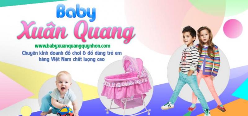 Thương hiệu quần áo sơ sinh Xuân Quang