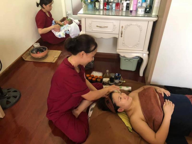 Mẹ Xinh- dịch vụ chăm sóc sau sinh uy tín tại Huế.