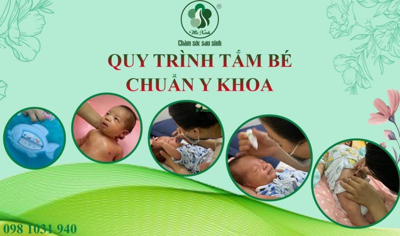 Mẹ Xinh - Spa cho mẹ và bé