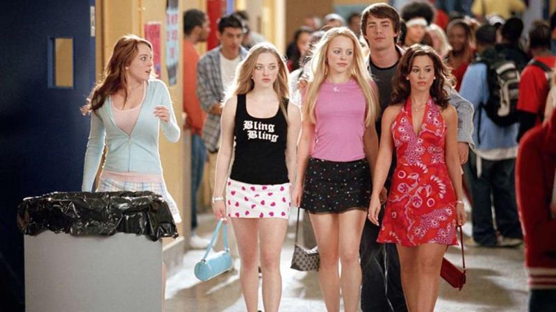 Mean Girls (Những Cô Nàng Lắm Chiêu, 2004)