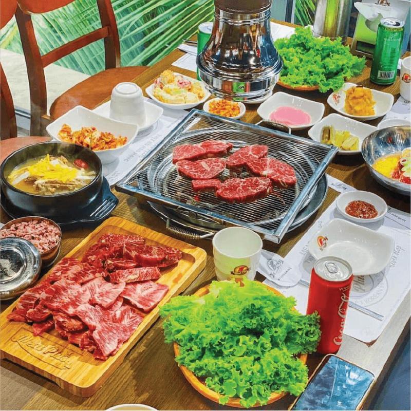 Meat Plus No1 Korean BBQ - Royal City