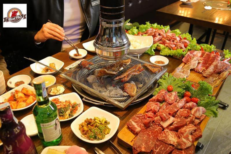 Nhà hàng Meat Plus