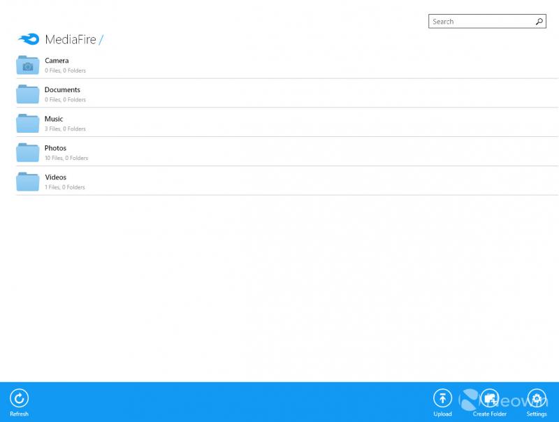 Bạn có thể chia sẻ bất kỳ thư mục hoặc file nào từ tài khoản MediaFire của mình với bất kỳ ai