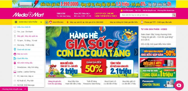 Công ty cổ phần Media Mart Việt Nam