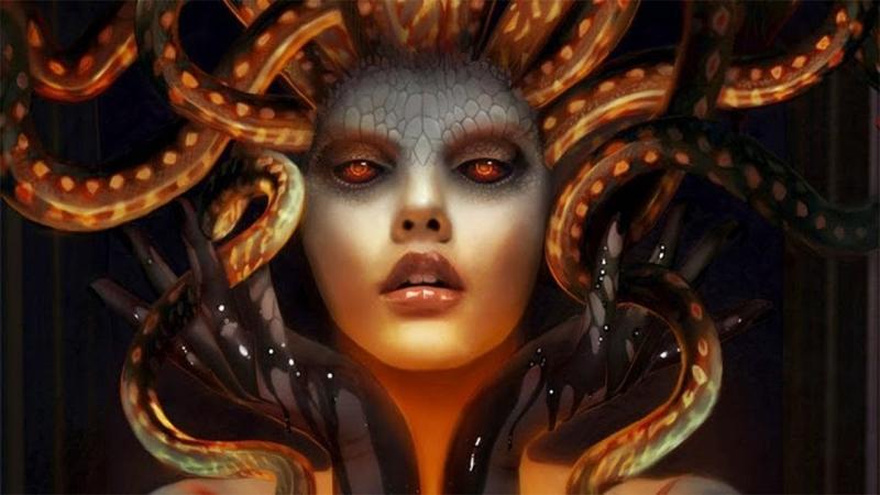 Quái vật Medusa