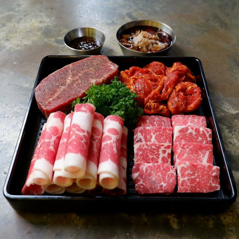 Delicious food is waiting, don't hesitate to spend money to come to Meet & Meat BBQ and experience it right away.