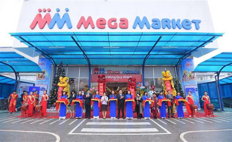 Siêu thị Mega Market