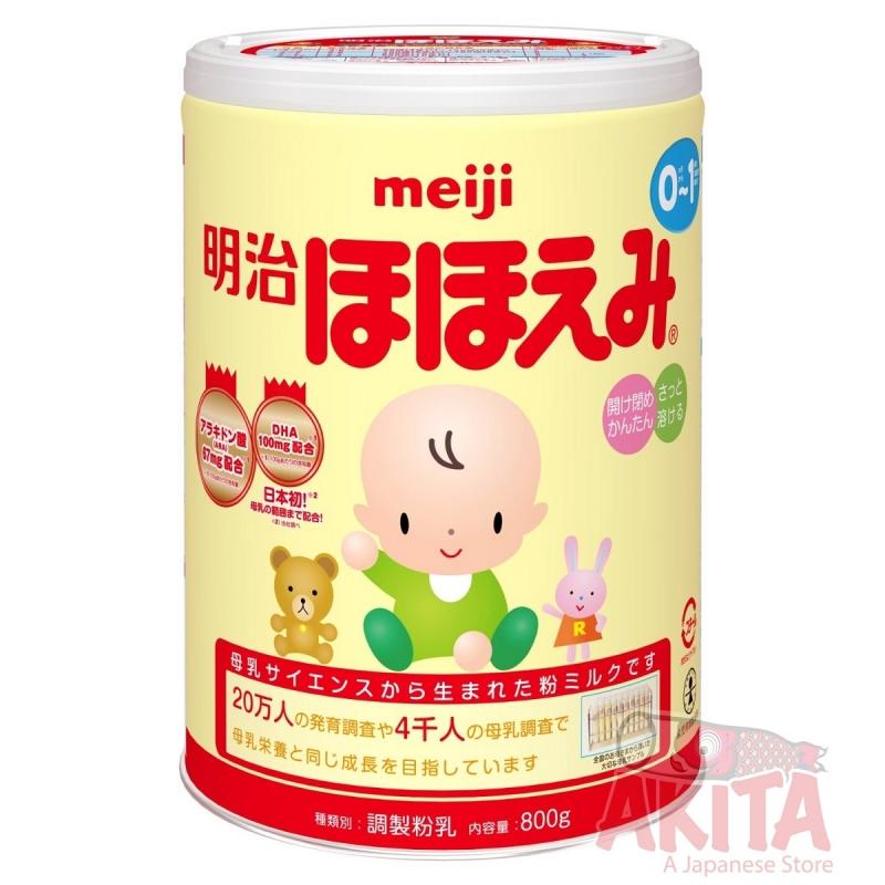 Meiji giúp bé cứng cáp hơn và phát triển chiều cao hiệu quả