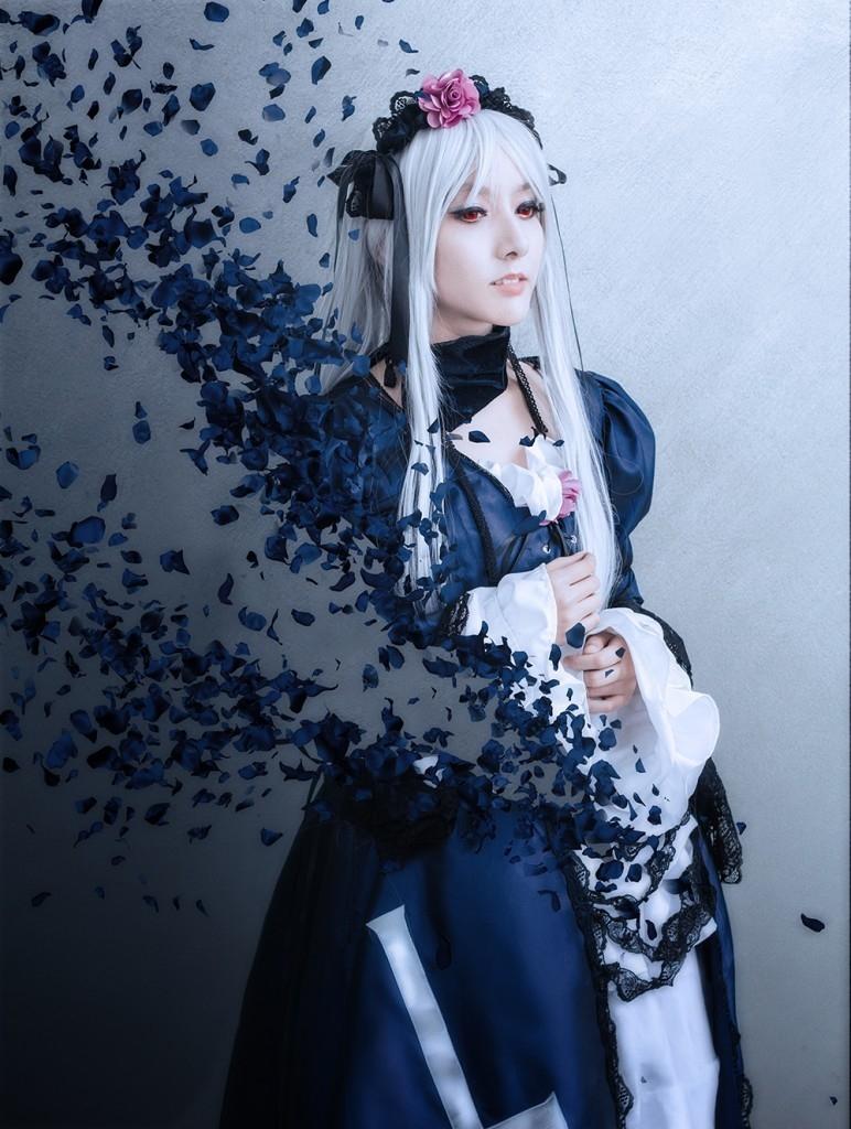 Suigintou - Rozen Maiden
