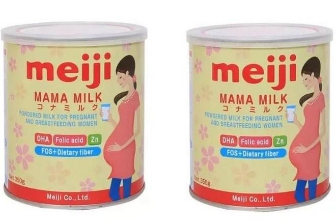 Sữa bầu Meiji Merry Mama