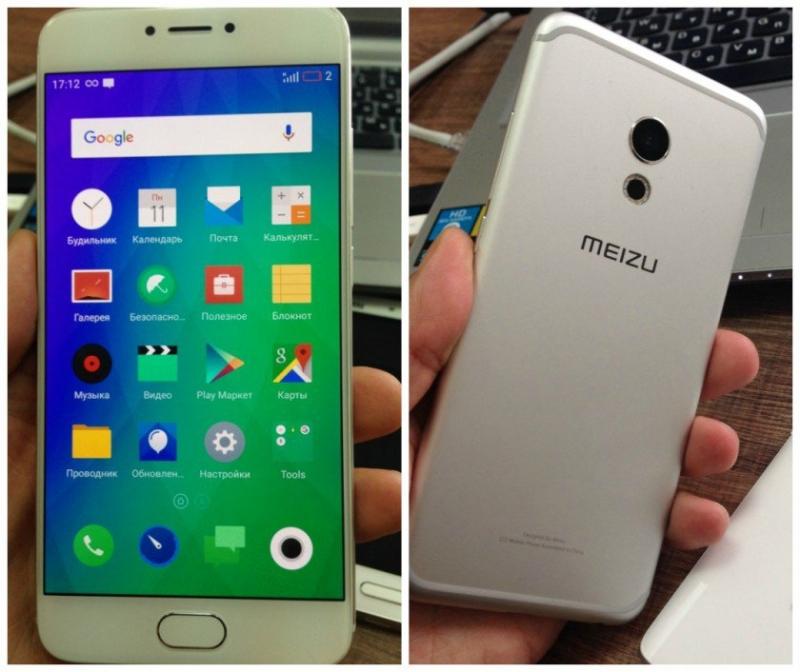 Meizu MX 6 - đẹp, mạnh mẽ, vừa túi tiền