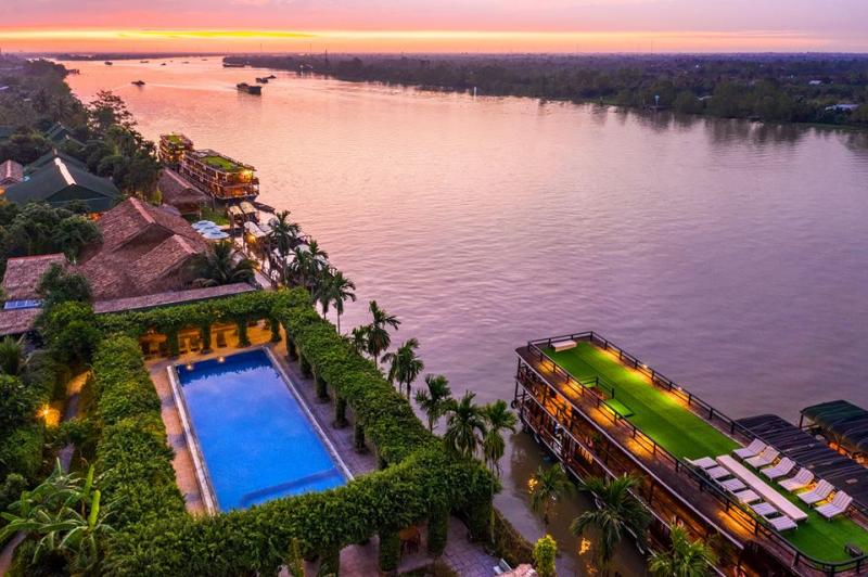 Top 7 Resort đẹp nhất miền Tây không thể bỏ lỡ