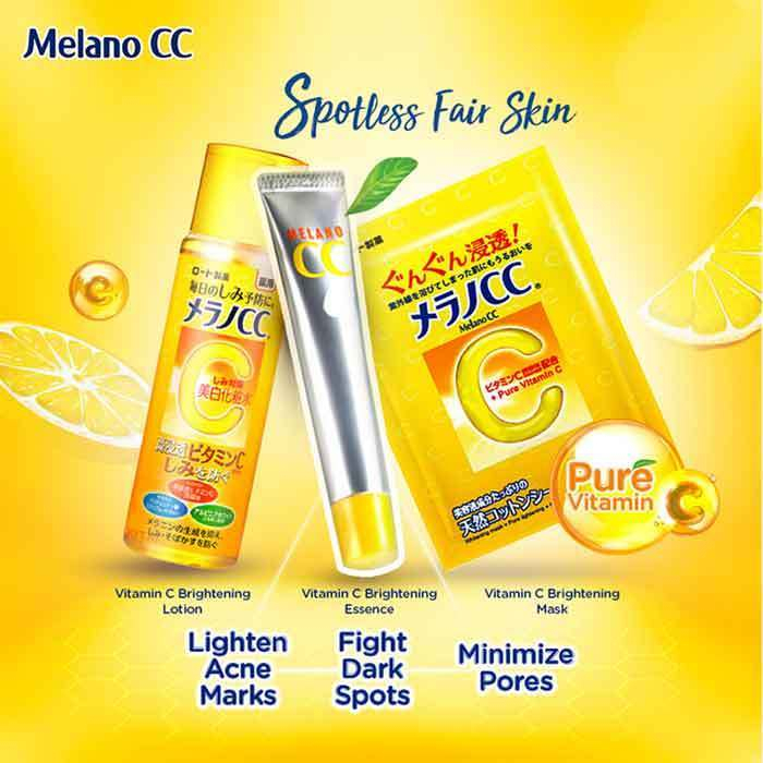 Melano CC Whitening Essence