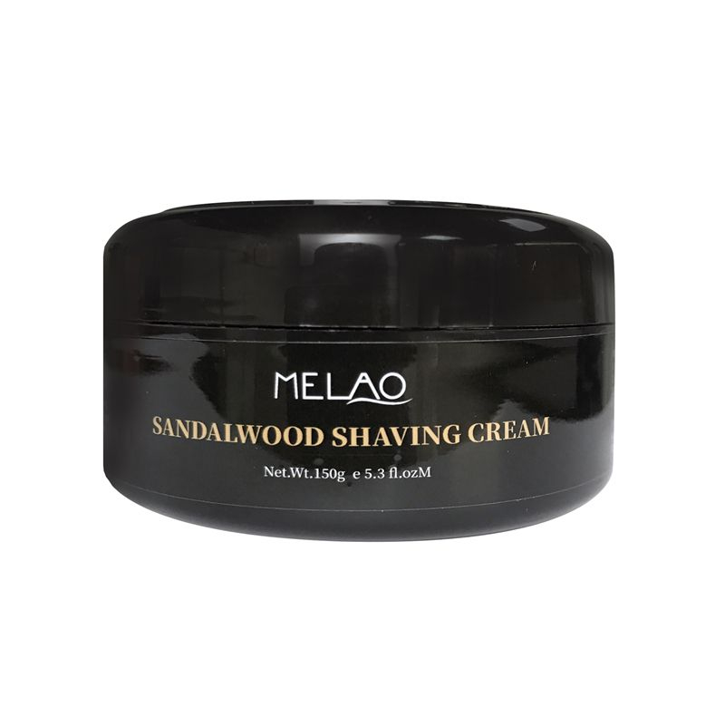 Melao Sandalwood Shaving Cream