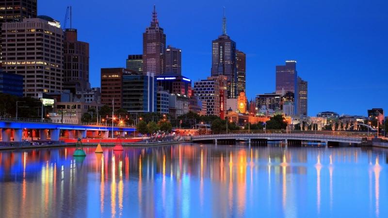 Melbourne là một trong những trung tâm tài chính lớn nhất khu vực châu Á - Thái Bình Dương