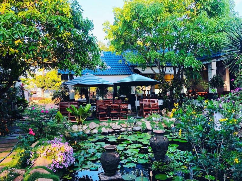 Memory cafe Buôn Hồ