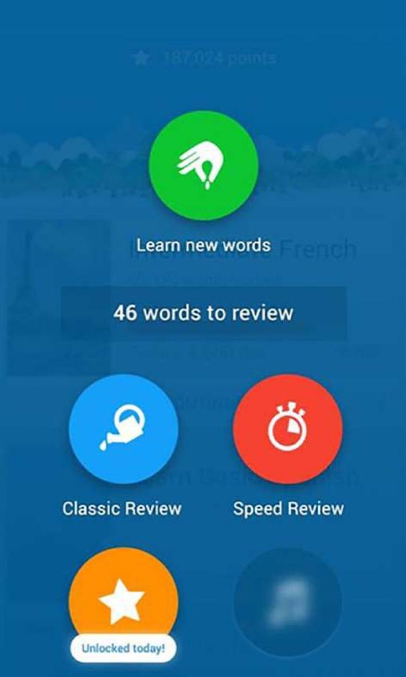 Ứng dụng học tiếng Anh trên smartphone Memrise