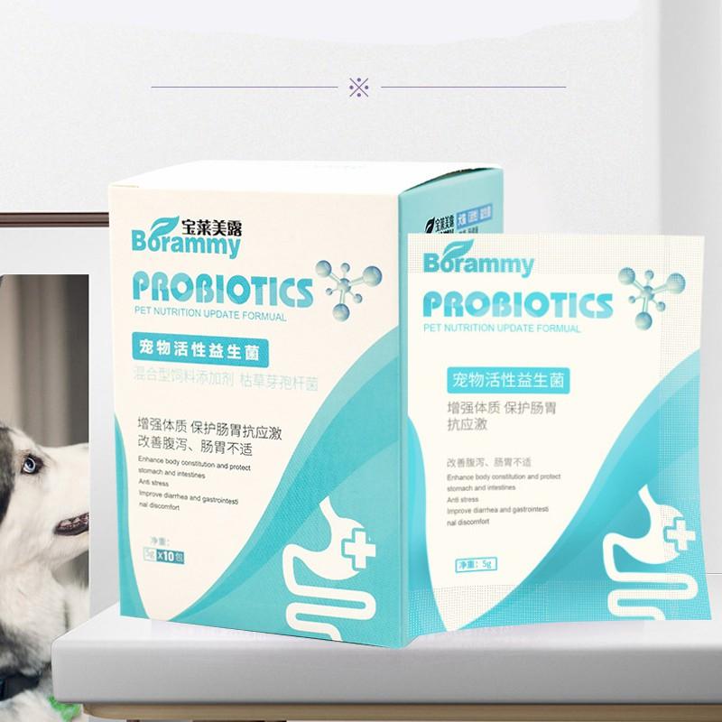 Men vi sinh cho chó mèo CHZK probiotics