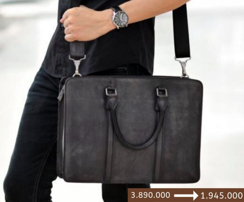 MenZ Leather- Da Thật, Men Thật