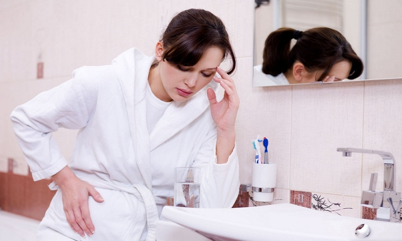 Hơn 90% phụ nữ mang thai bị ốm nghén