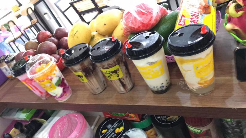 MEO TEA - Trà Sữa Hải Phòng