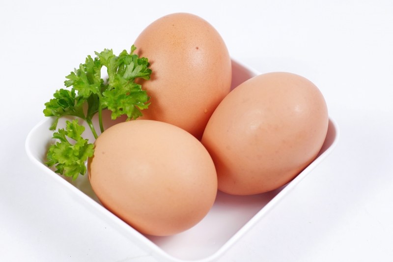 Trứng nấu giấm giúp làm giảm ốm nghén hiệu quả