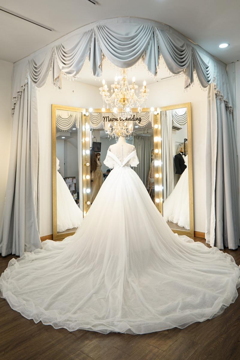Top 12 Cửa hàng cho thuê váy cưới đẹp và uy tín nhất tại TP. HCM
