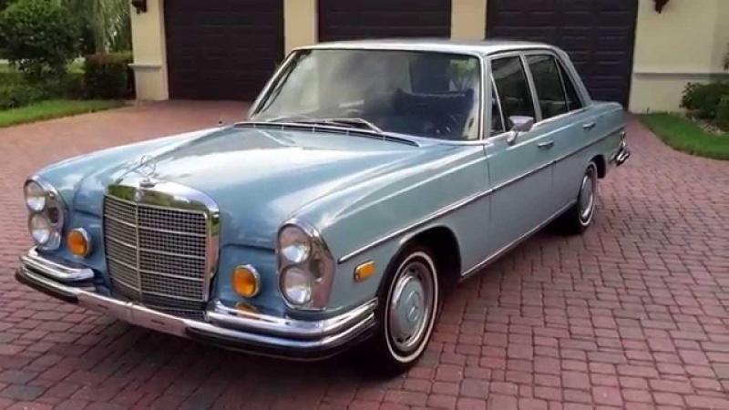 Mercedes 280SE 1970