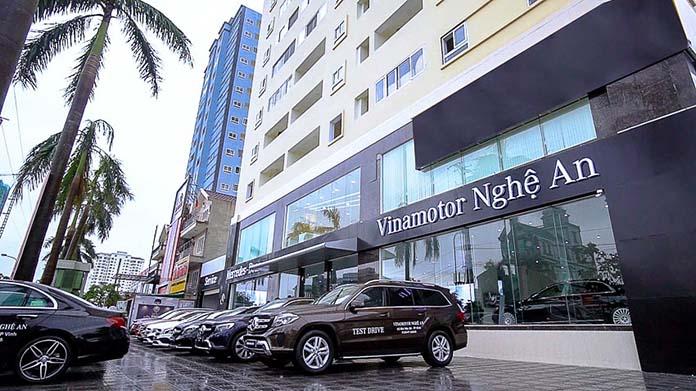 Mercedes-Benz Vinamotor Nghệ An
