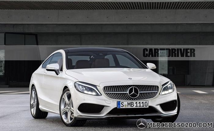 Mercedes C-Class: 43.579 xe