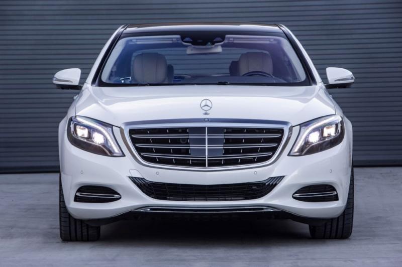 Mercedes-Maybach S600 sang trọng, đẳng cấp