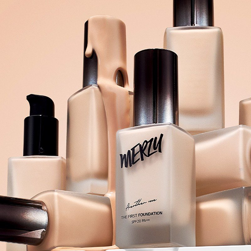 Merzy The First Foundation SPF 20/PA++