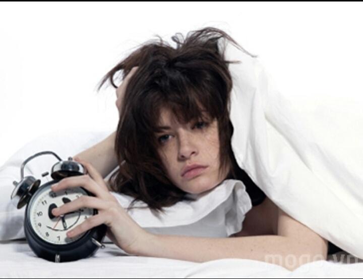 Viêm gan B gây mất ngủ cho người bệnh.